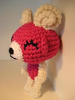 Quico Amigurumi : Ravelry: Amigurumi Quick ?n Easy Nanny Goat Bear pattern ...