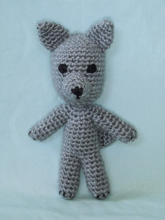 Ravelry the wolf amigurumi doll pattern by jenni ferwerda for Jenni wolf