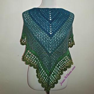 Ravelry Free Crochet Shawl Patterns : Ravelry: Juliette Shawl pattern by Jessie Rayot