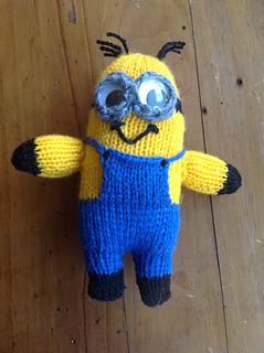 Despicable Me Knitting Patterns : Ravelry: