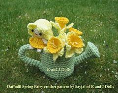 FAIRY PATTERN CROCHET Free Crochet Patterns