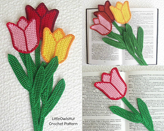 Tulip_bookmark_littleowlshut_crochet_pattern_amigurumi_zabelina_small2