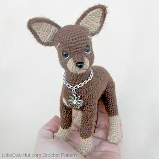 Ravelry 059 Dog Toy Terrier Amigurumi Pattern By
