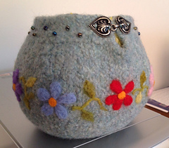 Ravelry: Small Yarn Bowl pattern by Molly Conroy