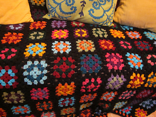 Ravelry Big Bang Theory Inspired Afghan Pattern By