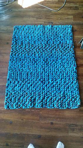 Marshmallow Crochet Baby Blanket Pattern : Ravelry: Marshmallow Crochet Baby Blanket pattern by ...