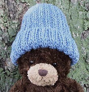 Ravelry: Loom Knit Double Knit Hat pattern by Faith Schmidt