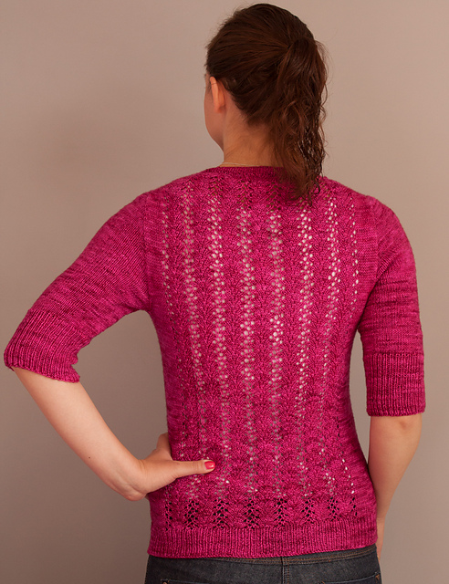 Summer Dawn - Andrea Black's designs - Knitting pattern