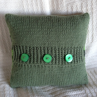 Ravelry: Minecraft Inspired Pillow in 2 sizes pattern by Jennifer Wilby