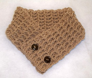 Knitting Pattern For Small Neck Scarf : Ravelry: Waffle Neckwarmer, Scarflette, Mini Scarf pattern ...
