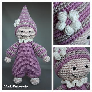 Ravelry Cuddly Baby Amigurumi Doll Pattern By Mari Liis