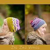 Zig Zag Wings PDF