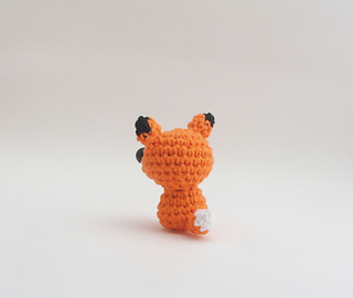Advanced Amigurumi Shapes : Ravelry: Amigurumi Mini Fox Toy pattern by ...