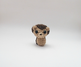 Advanced Amigurumi Shapes : Ravelry: Amigurumi Mini Hedgehog Toy pattern by ...