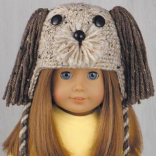 Easy Crochet Animal Hat Patterns : Ravelry: Amigurumi Animal Hats for 18-Inch Dolls: 20 ...