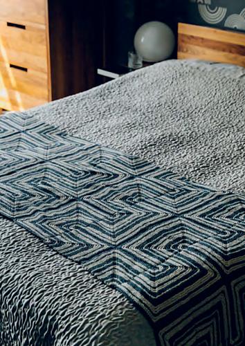 Horsforth Bed Runner Pdf At Fiberwild Knitting Yarns Needles