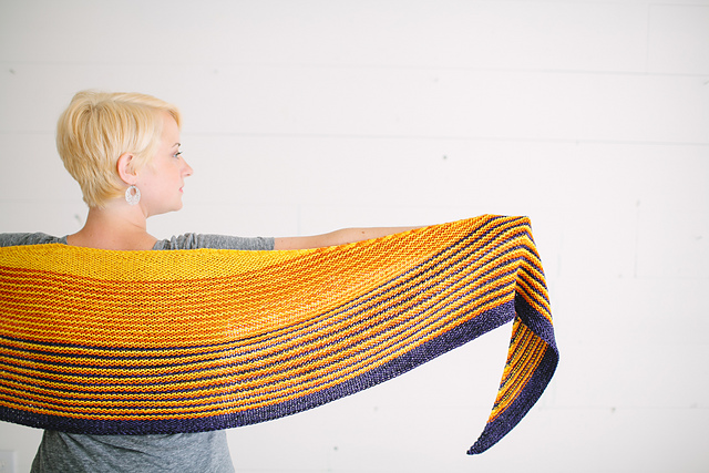Alanna Nelson Knit Scarf Project Recommendation