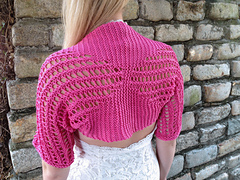 Cross Purposes Shrug to Knit PDF
