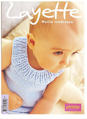 Phildar Layette n° 407