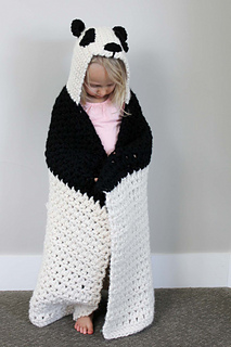 Crochet Pattern For Baby Blanket With Hood : Ravelry: