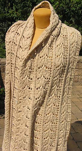 Ravelry Edith Crystal Lake Lacy Shawl Pattern By Lion