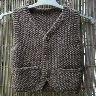 ravelry 468 gilet sans manches pattern by berg re de france