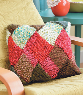 Ravelry Entrelac Afghan Pattern By Marly Bird