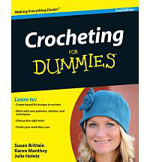 Crochet Hat Patterns For Dummies : Ravelry: Crocheting For Dummies, 2nd Edition - patterns