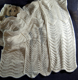Ravelry: Old Shale Variations pattern by Mary Spanos