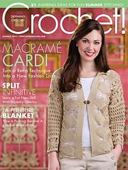Crochet!, Summer 2013