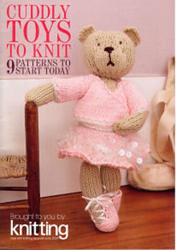 Knitting Toys Magazine : Ravelry knitting magazine june cuddly toys to