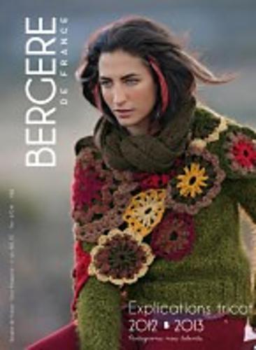 Bergere De France Magazine Creations Aw15 16: Ravelry: Bergère De France Explications Tricot 2012/2013