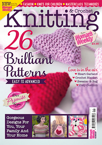 Free Easy Knitted Scarf Patterns : Ravelry: Womans Weekly Knitting & Crochet, February 2014 - patterns