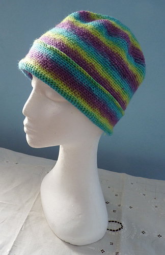 Ravelry Sisoya Simple Sock Yarn Hat Pattern By Olivia