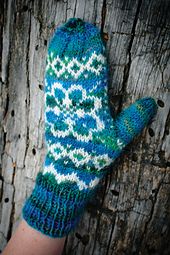 X-Country Mittens PDF