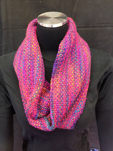 Knitting Linen Stitch On Circular Needles : Circular Linen Stitch Scarf PDF at FiberWild.com - Knitting Yarns, Needles, K...