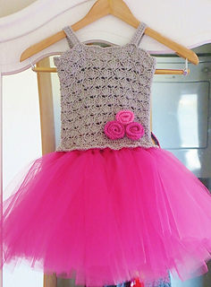 Ravelry Tutu Dress Pattern By Crochetdreamz