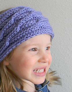 Ravelry: Galene Cable Knit Headband pattern by Nailya Plaskey