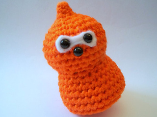 Knitting Patterns For Zingy : Ravelry: Zingy EDF Energy Flame pattern by Natasha Field