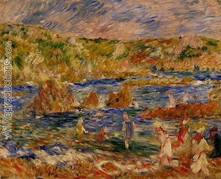 Children-on-the-beach-at-guernsey-by-pierre-auguste-renoir_small2