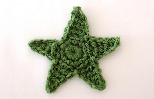 Ravelry: Crochet Star pattern by Paula Daniele