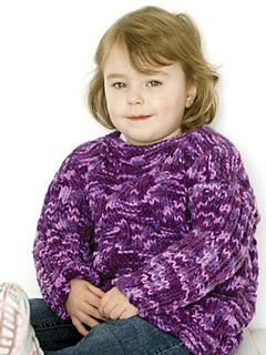 Spotlight Free Knitting Patterns Babies : Ravelry: Passionknit Chunky Kids Sweater pattern by Spotlight