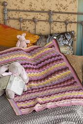 #31 Vine Lace Blanket PDF