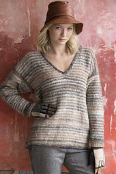 #14 Striped Pullover PDF