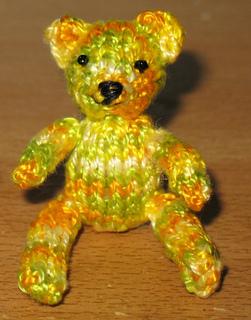 Ravelry Teeny Tiny Teddy Pattern By Alessandra Parsons