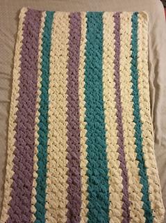 Marshmallow Crochet Baby Blanket Pattern Free : Ravelry: Marshmallow Crochet Baby Blanket pattern by ...