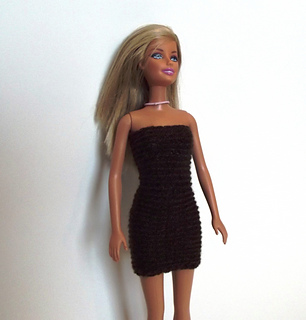 Ravelry: Barbie Tube Dress pattern by Rhelena's Crochet ... - photo#41