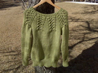 Ravelry: Michelles Pullover pattern by Patons