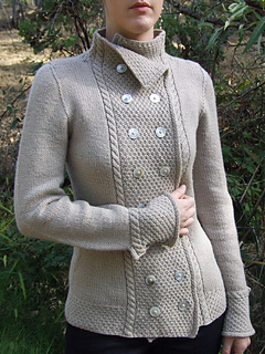 Ravelry: Kipper Coat pattern by Maria Olson