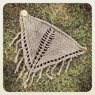 Ravelry: Knit Fringe Cowl pattern by STASH Lounge